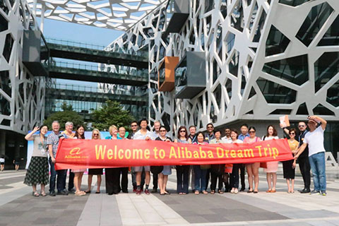 Australian SEO Company Helping Entrepreneurs Alibaba's Dream Trip In March 2017